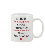 Best Thing Happened To Mom Mug front