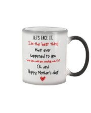 Best Thing Happened To Mom Color Changing Mug thumbnail