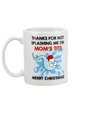 Not Splashing Me On Mom's Tits Mug back
