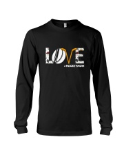 Love Hockeymom Long Sleeve Tee tile