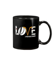 Love Hockeymom Mug tile