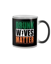 Drunk Wives Matter Color Changing Mug thumbnail
