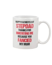 You Fancied My Mom Mug front