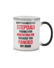 You Fancied My Mom Color Changing Mug thumbnail