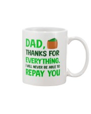 Never Be Able To Repay You Mug front