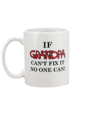 If Grandpa Can't Fix Mug back