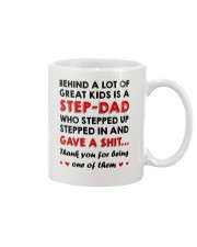 Behind A Lot Of Great Kids Mug front