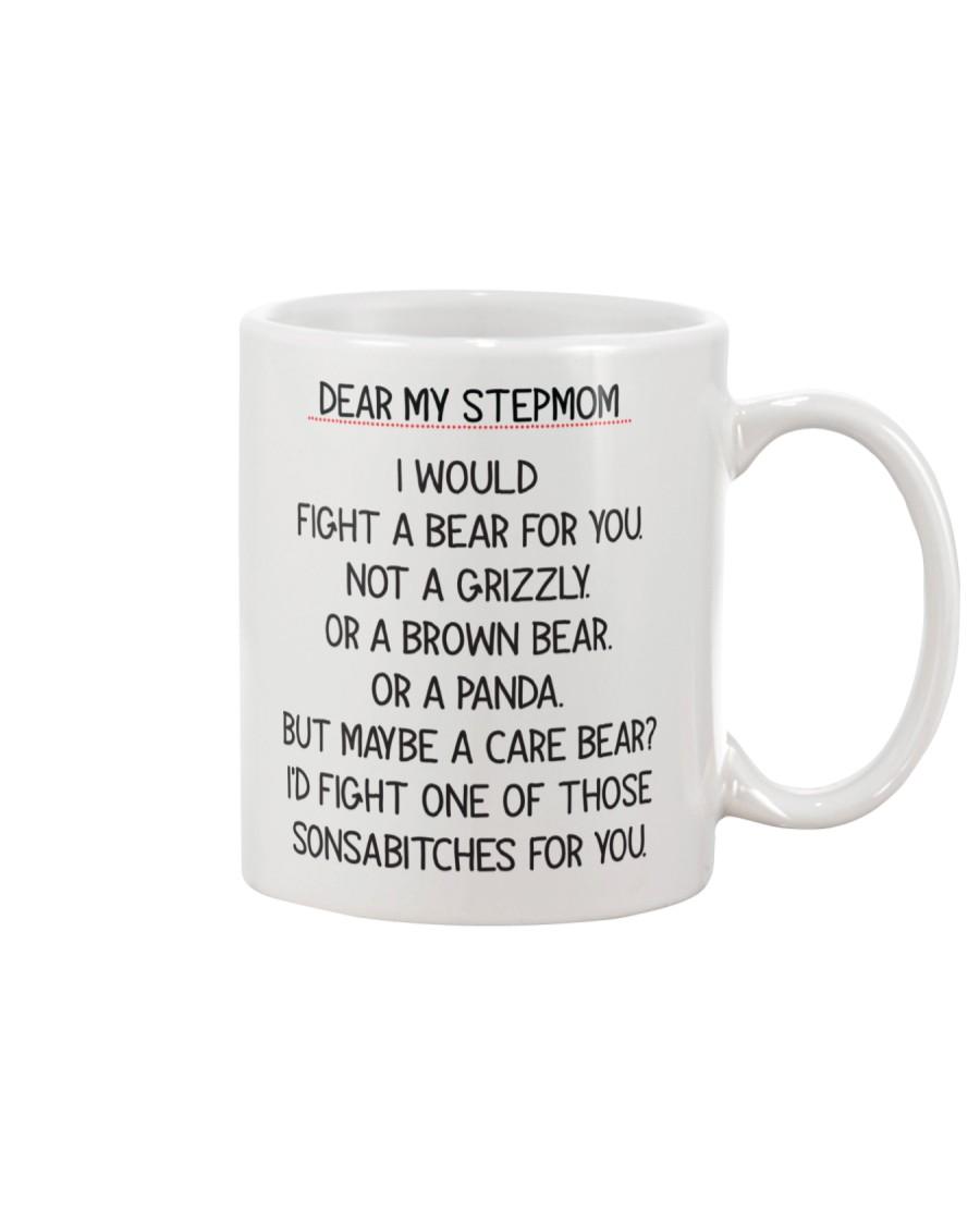 Dear My Stepmom Mug