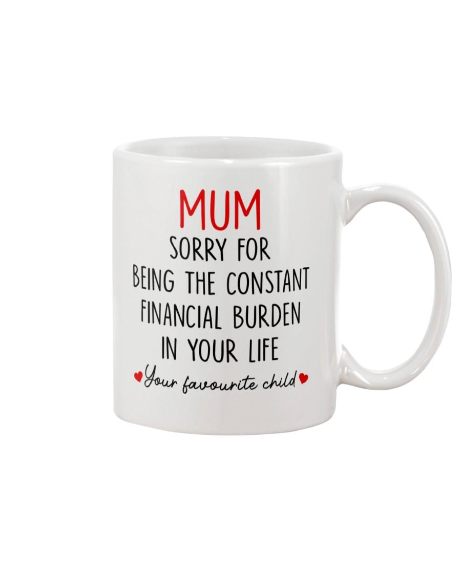 Constant Financial Burden Mug
