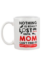 Nothing Is Really Lost Mug back