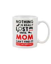 Nothing Is Really Lost Mug front