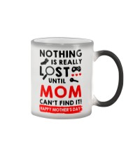 Nothing Is Really Lost Color Changing Mug thumbnail