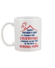 Best Nursing Home Mug back