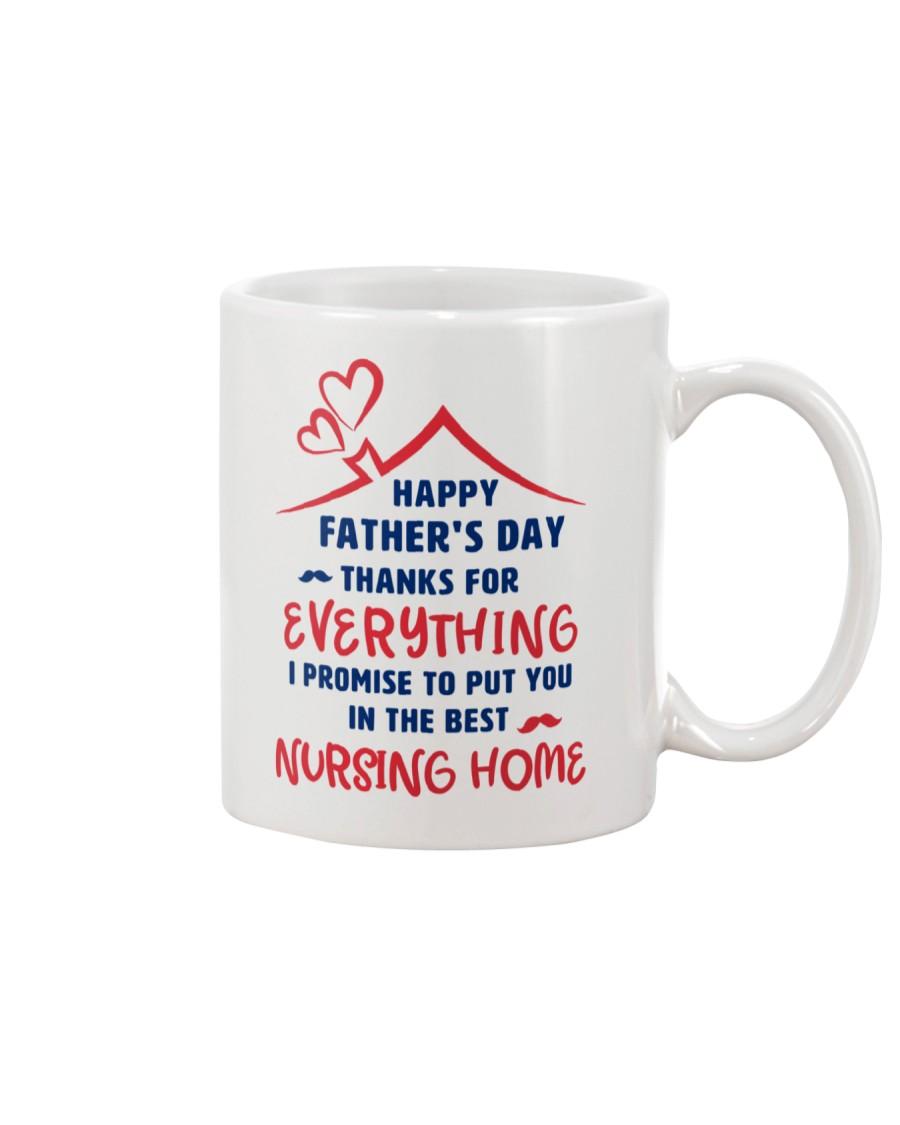 Best Nursing Home Mug