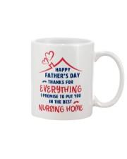 Best Nursing Home Mug front