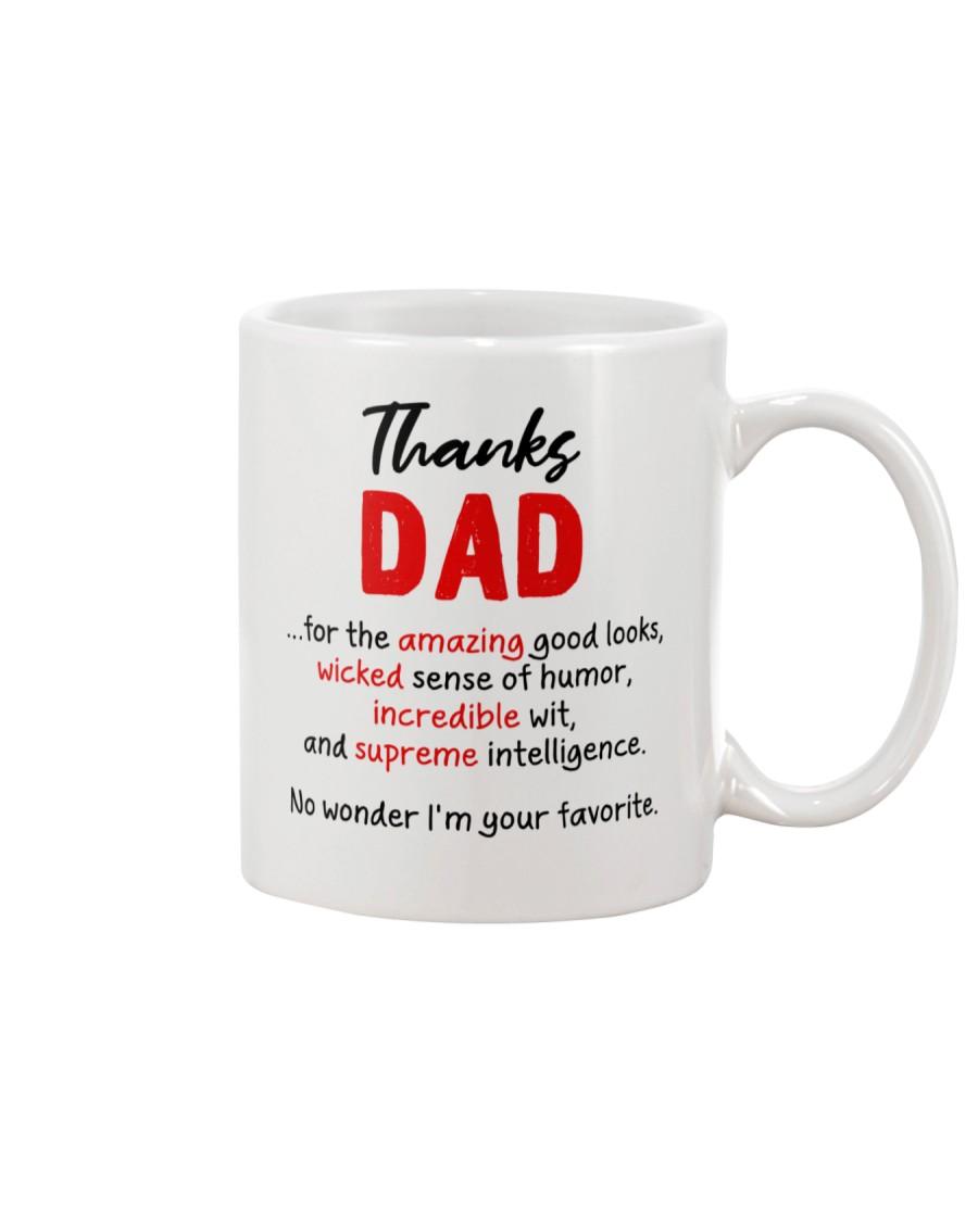 Thanks Dad  Mug