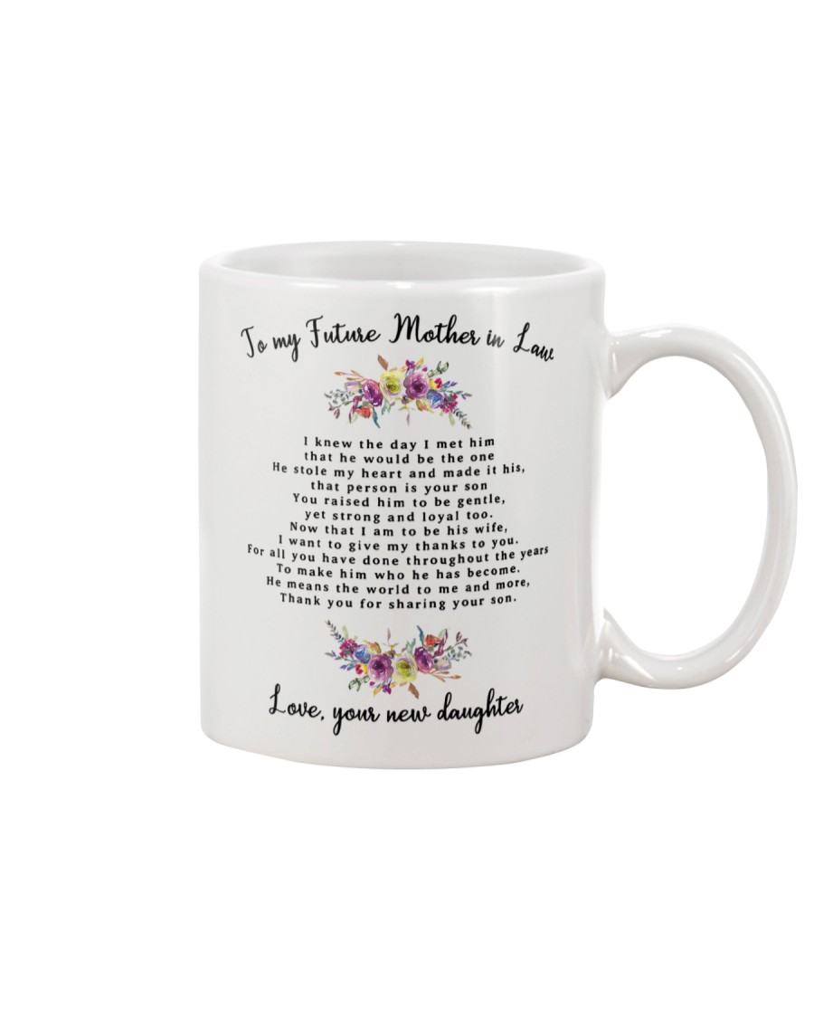 To My Future Mother-in-law Mug