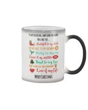 Husband you are  Color Changing Mug thumbnail