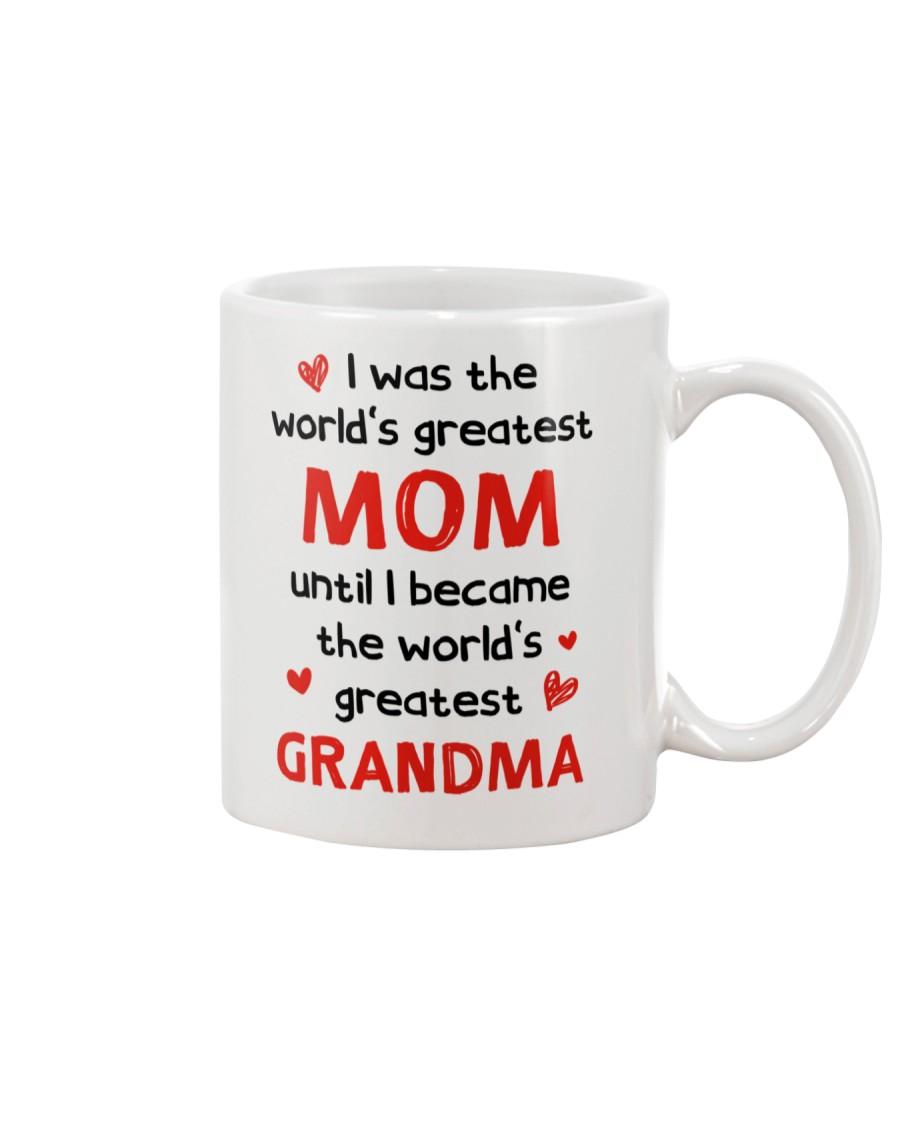 The World Greatest Grandma Mug