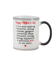 Marvelous Mum Color Changing Mug thumbnail