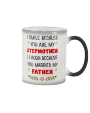 You Are My Stepmother Color Changing Mug thumbnail