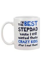 I'm The Best Stepdad Mug back