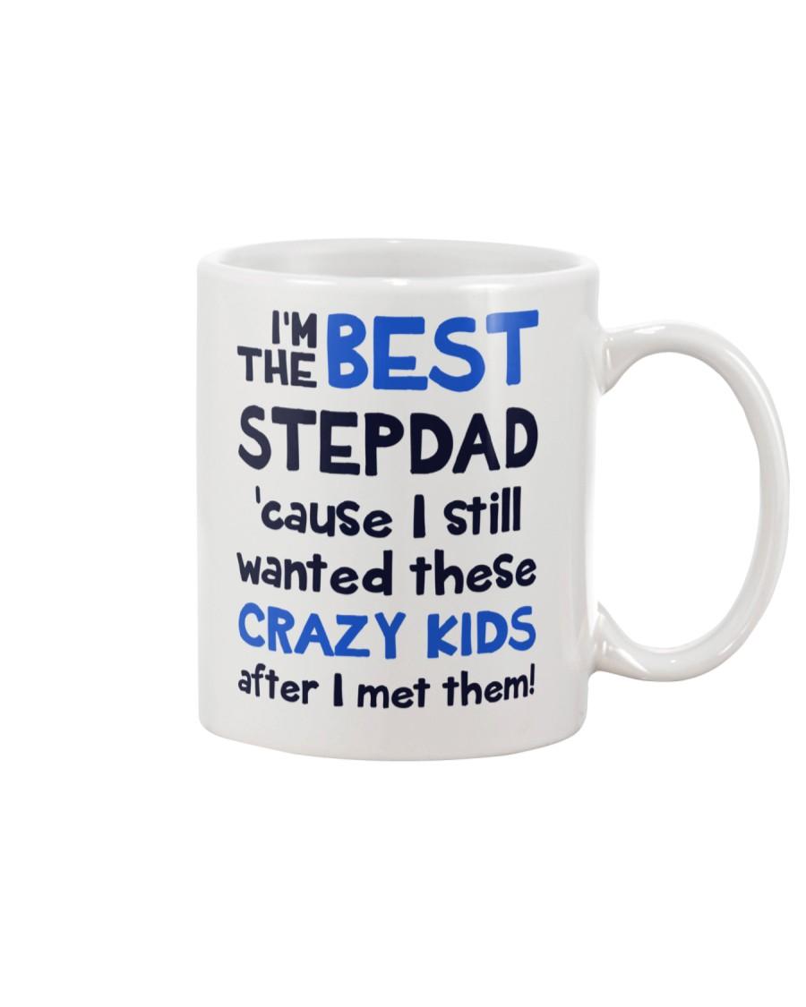 I'm The Best Stepdad Mug