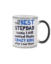 I'm The Best Stepdad Color Changing Mug thumbnail