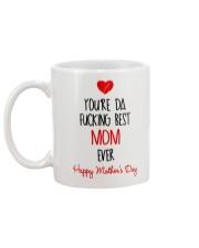Best Mom Mug back