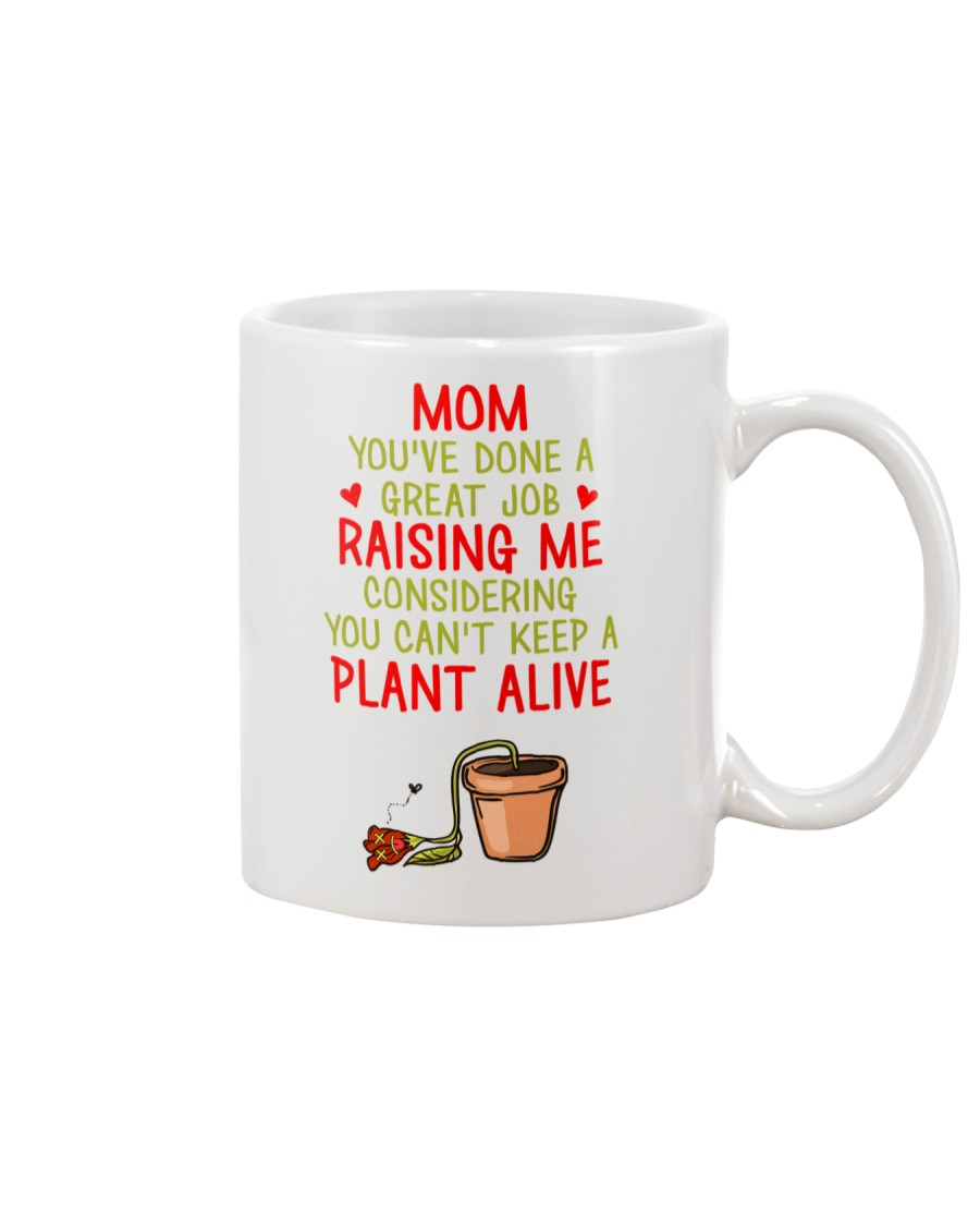 A Great Job Raising Me Mug