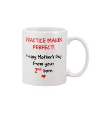 Perfect 2nd Born Mug front