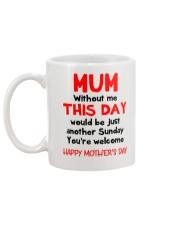 Another Sunday Mug back