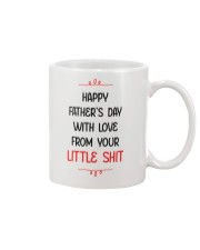 Love From Little Shh Mug front