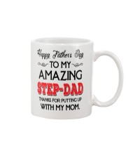 HFD My Amazing Step-Dad Mug front
