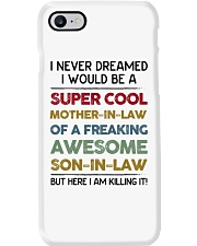 Never Dream Super Cool Phone Case thumbnail