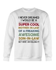 Never Dream Super Cool Crewneck Sweatshirt thumbnail