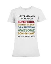 Never Dream Super Cool Premium Fit Ladies Tee thumbnail