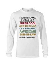 Never Dream Super Cool Long Sleeve Tee thumbnail