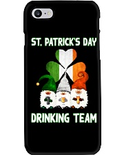 St Patrick Day Drinking Team  Phone Case thumbnail