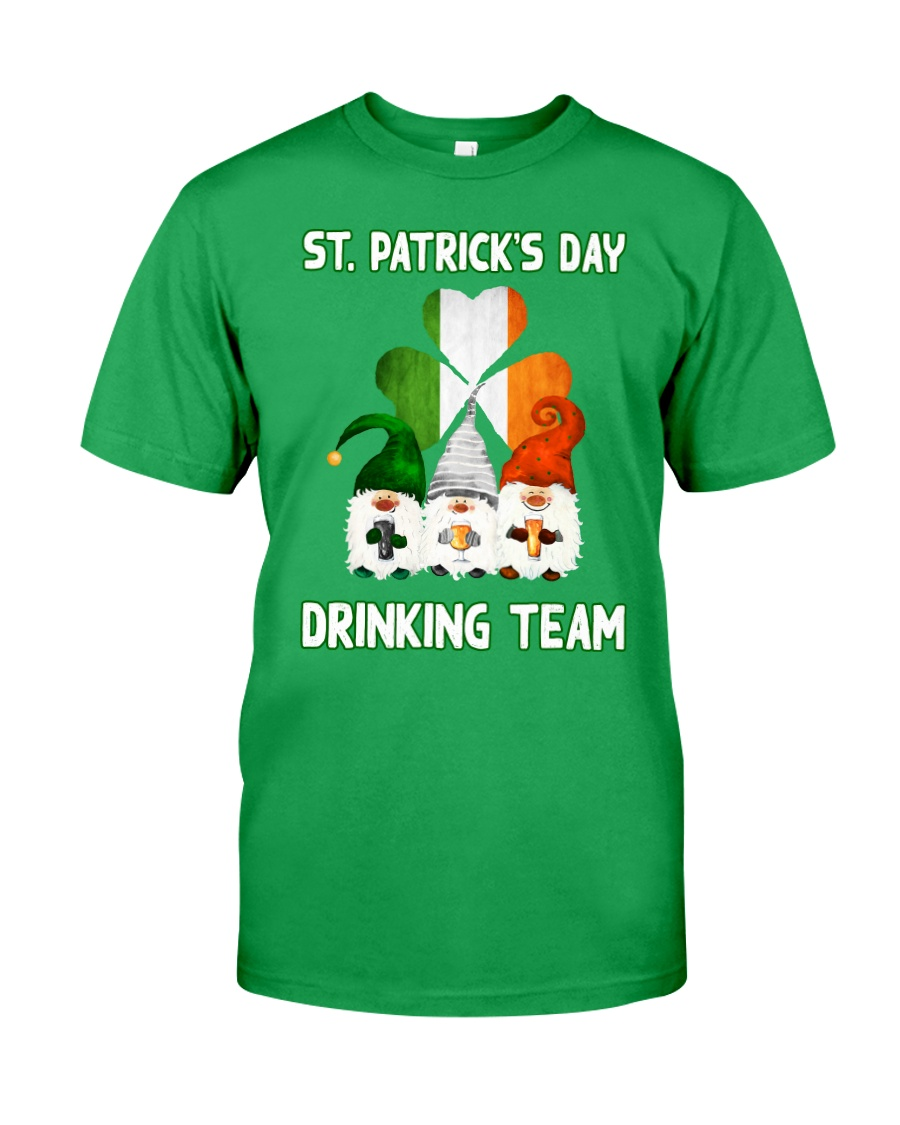 St Patrick Day Drinking Team  Classic T-Shirt