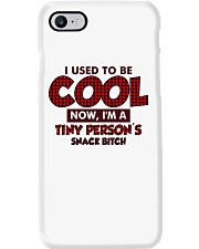 Cool Tiny Person's Snack Phone Case thumbnail