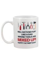 No Fury Like Dad Mug back