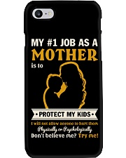 Job As A Mother Phone Case thumbnail