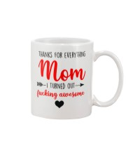 Turn Out Awesome Mug front
