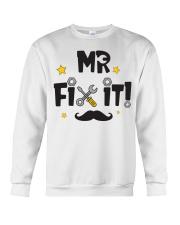 Mr Fix It Crewneck Sweatshirt thumbnail