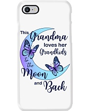 Grandkids Moon And Back Phone Case thumbnail