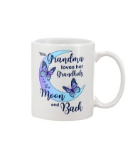 Grandkids Moon And Back Mug thumbnail
