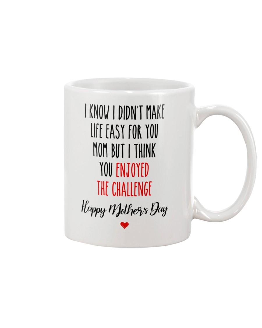 Mom Enjoy Challenge Mug