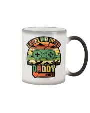 Leveled Up To Dad 2020 Color Changing Mug thumbnail