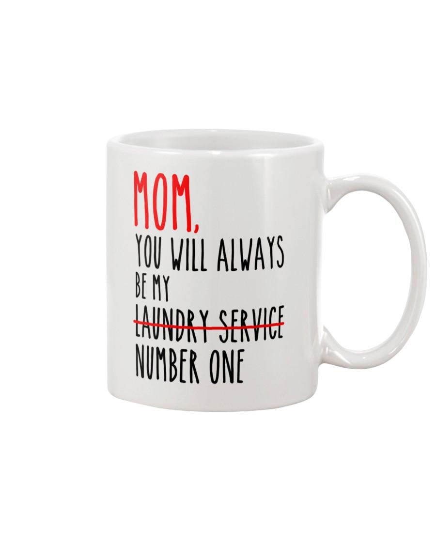 Mom Laundry Service Mug